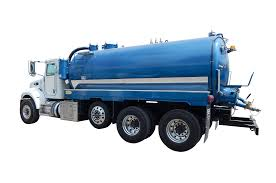 Septic Tank Pump Trucks Manufactured By Transway Systems Inc - Part 3