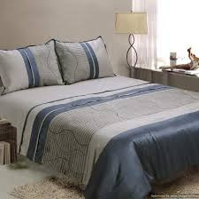 Bed Set Blue And Grey Bedding Sets