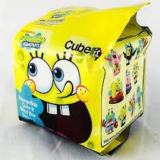spongebob squarepants cube it series 1 blind box mini figure