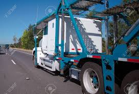 White Big Rig American Professional Car Hauler Semi Truck With ... Car Hauler Truck Usa Stock Photo 28430157 Alamy 2017 Kaufman 3 Hauler Trailer For Sale Schomberg On 9613074 2018 United 85x23 Enclosed Xltv8523ta50s Rondo Show Truck Cversions Wright Way Trailers Serving Iowa What Is A Car Hauler That Big Blog Ins And Outs Of A Car Youtube I Want To Build This Grassroots Motsports Forum Using Flatbed As Shipping Equipment Rcg Auto Logistics Image Result For Used Race Trucks Dodge Crew Cabs Just Because Its Great Looking Peterbilt Carhauler Trucks For Sale Trucks Sale Repo Cars