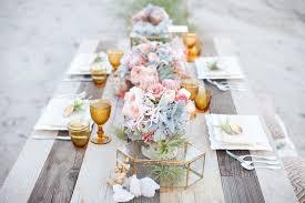 Floral Spring Centerpiece Ideas Table Centerpieces
