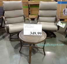 Kirkland Brand Patio Furniture by Kirkland Signature Commercial Sling Chaise Lounge Costco