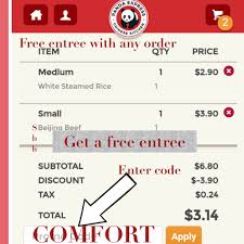 Hackbarth Home Coupon Savings: Free Food At Panda Express Dinner Fundraisers Panda Express Feedback Get Free Meal Pandaexpresscom Hot Entree At W Any Online Order Deal Allposters Coupon Code 50 Marvel Omnibus Deals Coupons Clark Deals Guest Survey Recieve A Free On Your Next Visit Halo Cigs 20 Express December 2018 Pier One Imports Renewal Homeaway Coupons For Cherry Hill Mall Free 35 Off Promo Discount Codes The Project Gallery Leather Take Firecracker