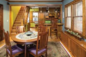 A Kitchen Bumpout For A 1920s Tudor Bungalow - Old House Journal ... Oak Arts And Crafts Period Extending Ding Table 8 Chairs For Have A Stickley Brother 60 Without Leaves Dning Room Table With 1990s Vintage Stickley Mission Ottoman Chairish March 30 2019 Half Pudding Sauce John Wood Blodgett The Wizard Of Oz Gently Used Fniture Up To 50 Off At Archives California Historical Design Room Update Lot Of Questions Emily Henderson Red Chesapeake Chair Sold Country French Carved 1920s Set 2 Draw Cherry Collection Pinterest Cherries Craftsman On Fiddle Lake Vacation In Style Ski