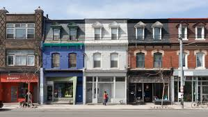 100 Candy Factory Lofts Toronto A Brief History Of West Queen West Artscape