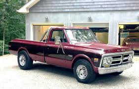 100 1970 Gmc Truck GMC 2500 For Sale 2205832 Hemmings Motor News