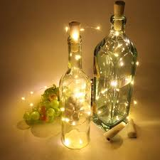 Decorative Wine Bottles With Lights by Compare Prices On Wine Bottle Craft Online Shopping Buy Low Price