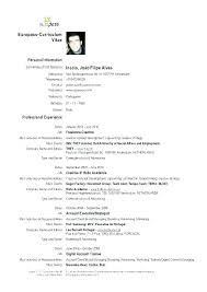 Simple Format For Resume Basic Examples Of