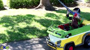 Kid Trax Ninja Turtles Party Wagon Battery Powered 6 Volt Ride-On ... Modified Kid Trax Fire Truck Bpro Short Youtube 6volt Paw Patrol Marshall By Walmartcom Mighty Max 2 Pack 6v 45ah Battery For Quad Kt10tg Lyra Mag Kid Trax Carsschwinn Bikes Pintsiztricked Out Rides Amazoncom Replacement 12v Charger Pacific Kids Fire Truck Ride On Active Store Deals Ram 3500 Dually 12volt Powered Ride On Black Toys R Us Canada Unboxing Toy Car Kidtrax 12 Cycle Toysrus Cat Corn From 7999 Nextag Engine Toddler Motorz Red Games