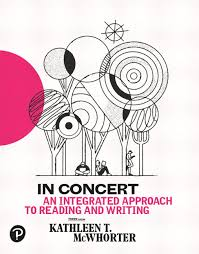 In Concert An Integrated Approach To Reading And Writing 3rd Edition