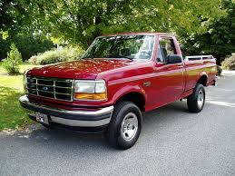 A Pristine One-Owner 1995 Ford F-150 With 40K Miles! - Ford-Trucks.com 1995 Ford F350 Xlt Diesel Lifted Truck For Sale Youtube Someone Has Done A Beautiful Job Customizing This F800 Used Trucks In Md Best Image Kusaboshicom F150 Best Image Gallery 916 Share And Download Pin By Micah Wahlquist On Obs Ford Pinterest Rims 79 Enthusiasts Forums Xlt Shortbed 50l Auto La West 4x4 Old Rides 5 Vehicle Lmc 1985 Resource Lightning Custom Vintage Truck Pitts Toyota 302 50 Rebuild