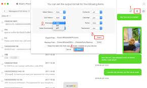 3 Steps to Print Text Messages from iPhone 8 X 7 6s 6 5s SE 5