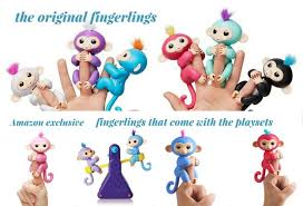 The Wowwee Fingerlings Toys Info On How To Get Your Hands One