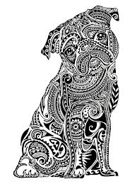 Animal Coloring Pages For Adults Ideal Free Printable