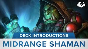 Top Tier Hearthstone Decks August by Hearthstone Deck Introductions Mid Range Shaman Powered By G2a