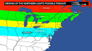 Northern Lights Possible Tonight – IndianaWeather line