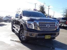 100 Trucks Unlimited San Antonio 2017 Nissan Titan XD Platinum Reserve Diesel In TX
