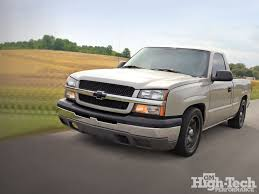 2004 Chevrolet Silverado 1500 - GM High-Tech Performance Magazine
