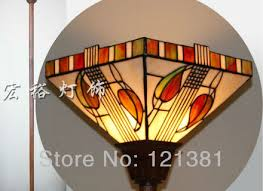 Tiffany Style Glass Torchiere Floor Lamp furniture adorable brown iron floor lamp including torchiere