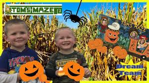 Pumpkin Picking Nj Corn Maze by Toms Corn Maze U0026 Pumpkin Patch Ohio 2016 Halloween U0026 Autumn