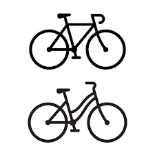 Royalty Free Bike Clip Art