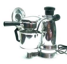 Mr Coffee Bvmc Pstx91 Manual Parts For Maker Espresso Machine Sunbeam