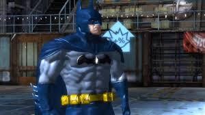 Long Halloween Batman Figure by Batman Arkham Origins Long Halloween Batman Suit Hd