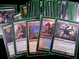 how to have like 20 magic the gathering decks in under a year
