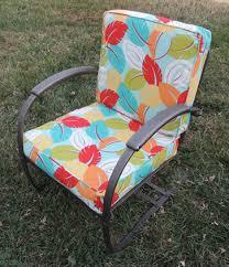 Amanda s Patio Chair Cushions NaturalUpholstery