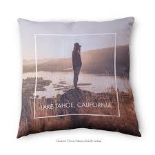 Oversized Throw Pillows Canada by Custom Throw Pillow 14x20 Custom Throw Pillows Blankets And