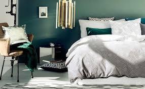 schlafzimmer in grün einrichten inspiration möbel