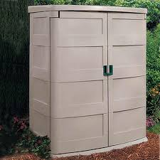 Rubbermaid 7x7 Gable Storage Shed by Heartland Sheds Storage For Home Decor Green Shed Premiergarden1
