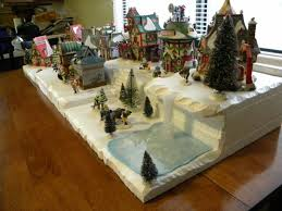 Lemax Halloween Village Displays by 102 Best Christmas Village Images On Pinterest Celebration