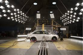 With The Idea That Safety Sells Crash Testing Has Grown Up
