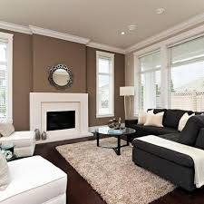 Brown Accent Wall With Tan Walls This Is What I Plan To Do My Living Room Only Will Be A Deeper Darker