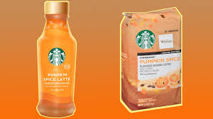 Pumpkin Frappuccino Starbucks by Starbucks U0027 Pumpkin Spice Lattes Are Now Available In Grocery Stores