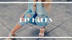 diy clothes clothes hacks make new styles yourself diy clothe