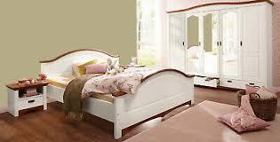 schlafzimmer kiefer massiv weiß 4 tlg landhausstil helsinki