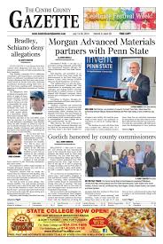 Stoltzfus Sheds Madisonburg Pa by Centre County Gazette July 14 2016 By Indiana Printing