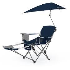 sport brella recliner chair midnight blue walmart com