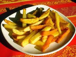 maison au four recette de frites au four maison