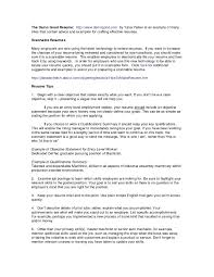 100 Resume Summary Examples Entry Level Awesome Good For Atclgrain