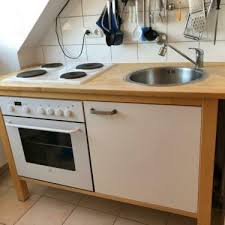 ikea värde küche unterschrank vitrine