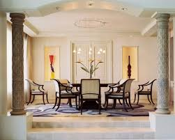 Dining Room Designs With Pillars By Coolly Modern Formal Sets To Consider Getting