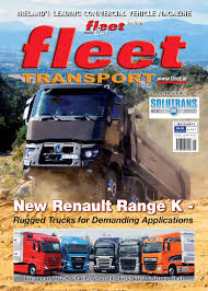 Fleet Transport Dec-Jan 14 By Orla Sweeney - Issuu