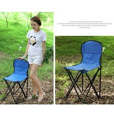 US $5.63 |Folding Chair Stool Outdoor Portable Beach Chair Backrest Fishing  Small Stool Folding Camp Chair Backrest-in Fishing Chairs From Sports & ...