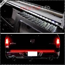 1) Trunk Tailgate Tail Gate LED Light Bar For Backup Reverse Brake ... Lighted Tailgate Bar Waterproof Running Reverse Brake Turn Signal For 092015 Dodge Ram Chrome 60 Led Tailgate Bar Light Ebay 92 5 Function Trucksuv Light Dsi Automotive Work Blade In Amberwhite With Rambox Squared Nuthouse Industries 2007 To 2018 Tundra Crewmax Bed Rack Dinjee Glo Rails A Unique Light Bar Or Truck Bed Rail That Can Amazoncom 5function Strip Razir Xl Backbone Beam Hidextra How To Install Ford Superduty 50 Mount Socal Rough Country Sport With 042018 F150 42008 Grille Kit Eseries 40587