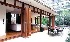French Doors To Deck Antique 7 Dining Room On Our