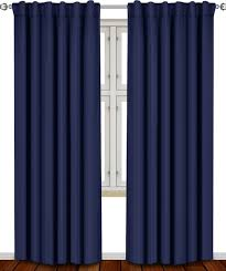 Target Velvet Blackout Curtains by Curtain Give Your Windows Modern Dressing Look With Navy Blackout