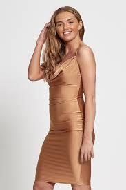 wholesale womens strappy cowl neck slinky dress j5 fashion